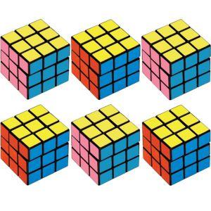 Puzzle Cubes 6ct