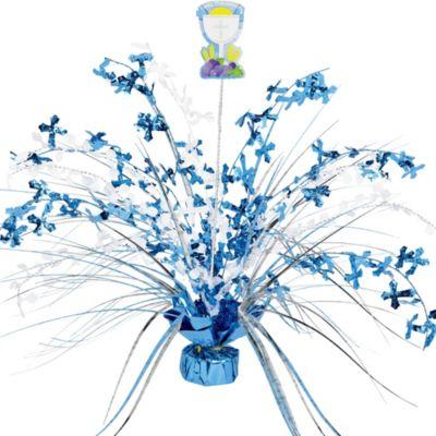 Blue Communion Centerpiece