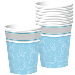 Boy's Communion Blessings Cups 8ct
