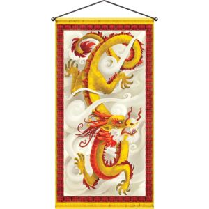 Chinese Dragon Door Decorations