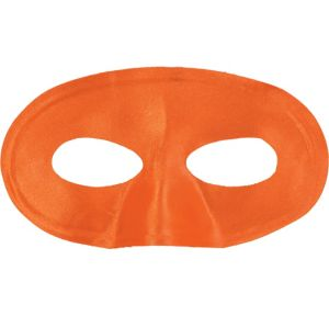 Orange Eye Mask