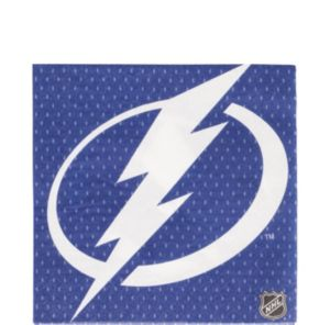 Tampa Bay Lightning Lunch Napkins 16ct