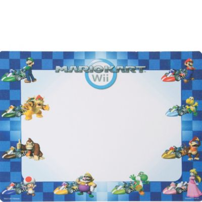 Super Mario Mousepad