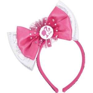 Barbie Bow Headband Deluxe
