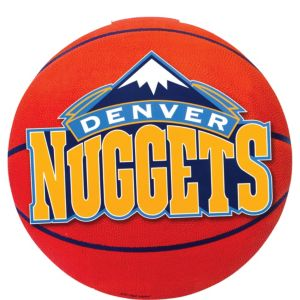 Denver Nuggets Cutout