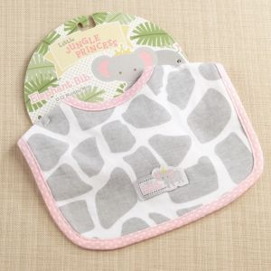 Little Jungle Princess Bib
