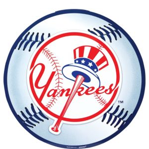 New York Yankees Cutout