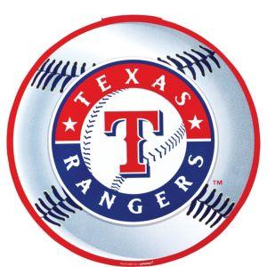 Texas Rangers Cutout