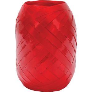 Red Curling Ribbon Keg