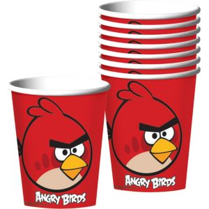 Angry Birds Cups 8ct