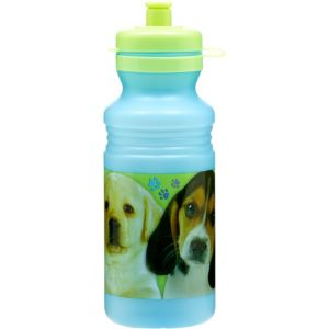 Party Pups Water Bottle