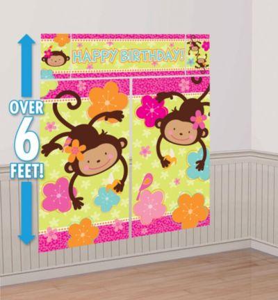 Monkey Love Scene Setter