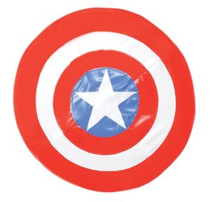 Soft Captain America Shield