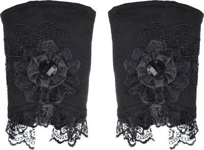 Elegant Gothic Spats