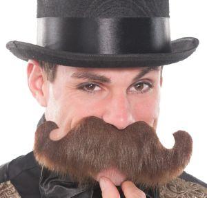 Giant Handlebar Moustache