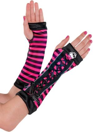 Child Monster High Corset Gloves