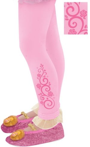 Child Footless Aurora Tights