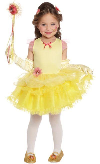 Girls Tutu Belle Dress