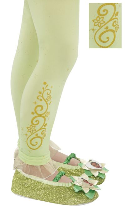 Child Footless Tiana Tights