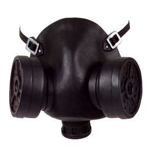 Faux Gas Mask