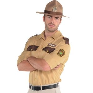 Adult Sheriff Shirt