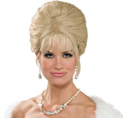High Society Beehive Wig