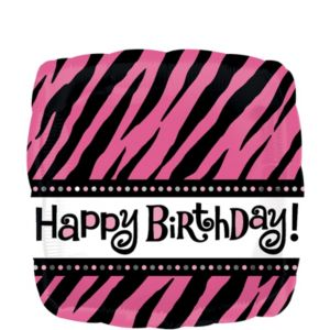 Happy Birthday Balloon - Oh So Fabulous