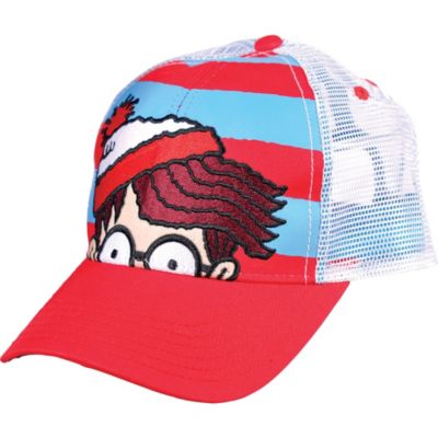 Where's Waldo Baseball Hat