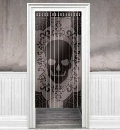 Skeleton Doorway Curtain