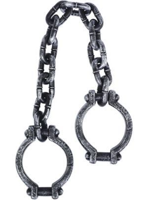 Shackles on Chain