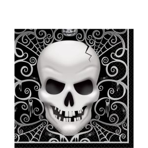 Fright Night Lunch Napkins 36ct