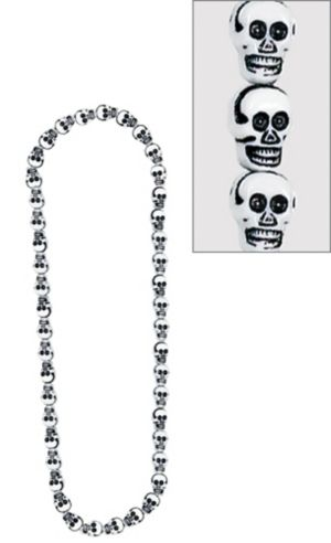 Skull Necklaces 10ct