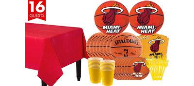 Miami Heat Basic Fan Kit