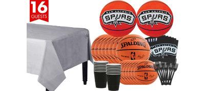 San Antonio Spurs Basic Fan Kit