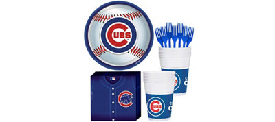 Chicago Cubs Basic Fan Kit