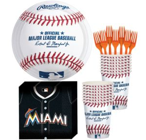 Miami Marlins Basic Fan Kit