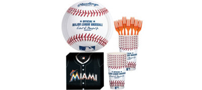 Miami Marlins Basic Fan Kit