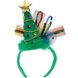 Fashion Christmas Tree Headband
