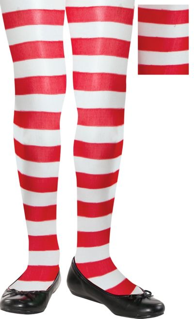 Child Candy Stripe Tights