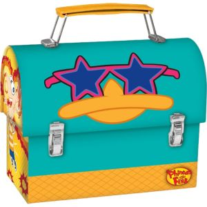 Phineas & Ferb Tin Box