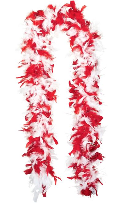 Peppermint Sparkle Boa