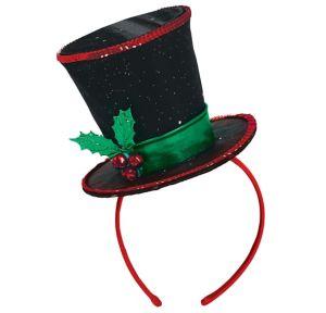 Fashion Diva Christmas Headband