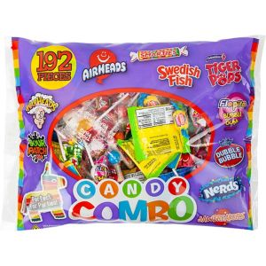 Candy Combo Bag 180pc
