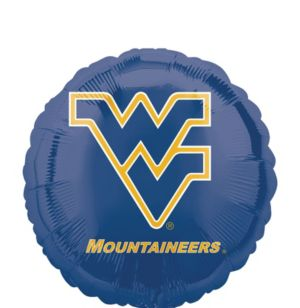 West Virginia Mountaineers Balloon