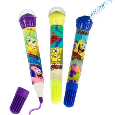 SpongeBob Roller Stamper Markers 3ct