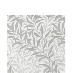 Silver Willow Lunch Napkins 20ct