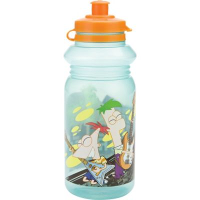 Phineas and Ferb Water Bottle