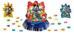 Mickey Mouse Centerpiece Kit 23pc