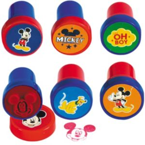 Mickey Mouse Stampers 6ct