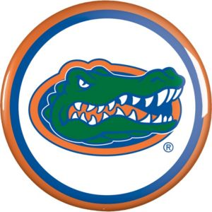 Florida Gators Button